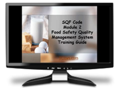 Sqf Code Certification Sqf Food Quality Plan Template