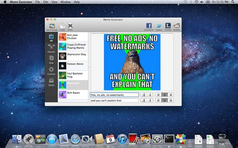 Meme Generator For Mac - meme generator for mac free download macupdate