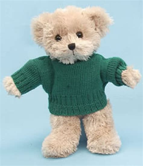 knitting pattern teddy jumper metro teddy bear knitted jumper mb1004