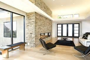 Decor For Fireplace stone fireplaces add warmth and style to the modern home