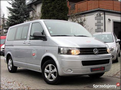 Vw Z Automatyczna Skrzynia Biegów by Sprzedam Volkswagen Caravelle Automatyczna Skrzynia Bieg 243 W