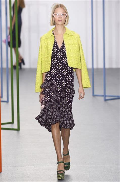 Lfw Day One Snapped Suzy Menkes by Keep The Flag Flying Here Vogue It