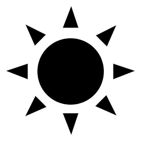 sun icon  icons