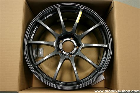 Advan 9 Inch yokohama advan rs gun metal 18 inch upgrade motor sports