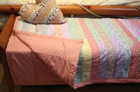 How To Make A Jelly Roll Quilt by How To Make A Jelly Roll Quilt Hobbycraft