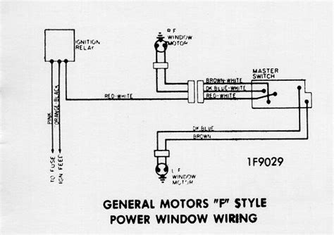 5 prong power window switches how do i wire them in