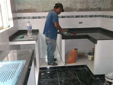 cocinas de marmol fotos de cocinas empotradas granito
