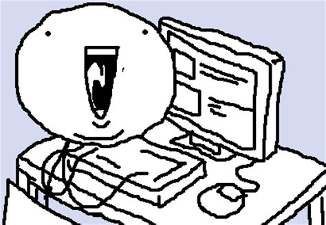 image  computer reaction faces   meme