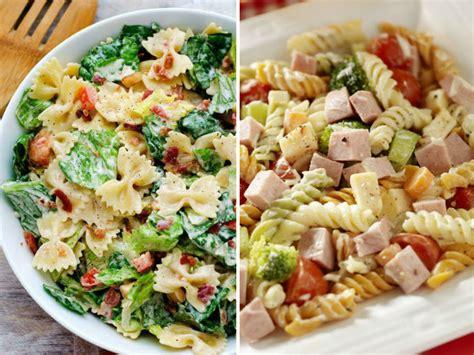 recetas de cocina pastas faciles 8 recetas f 225 ciles y muy r 225 pidas de pastas fr 237 as