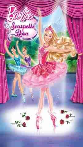 film barbie e le scarpette rosa a firenze il ballo protagonista di danzainfiera 2013