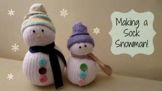 19 Sock Snowman Diy Crafts Guide » Home Design 2017