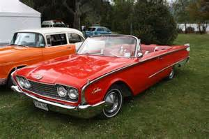 classic and vintage cars 1960 ford galaxie sunliner