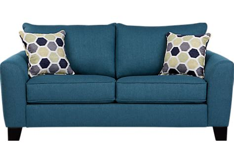 blue loveseats bonita springs blue sleeper loveseat sleeper loveseats