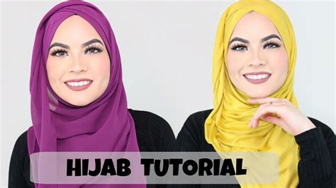 hijab tutorial everyday simple hijab 2014 hijab tutorial everyday simple style youtube