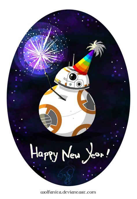 star wars year by star wars a bb new year by wolfanita on