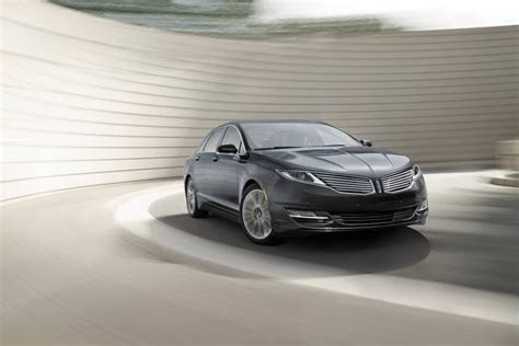 lincoln mkz reviews 2016 2016 lincoln mkz review ratings edmunds
