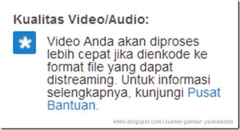 cara mempercepat upload video di youtube eltelu tips cara mempercepat proses upload video atau