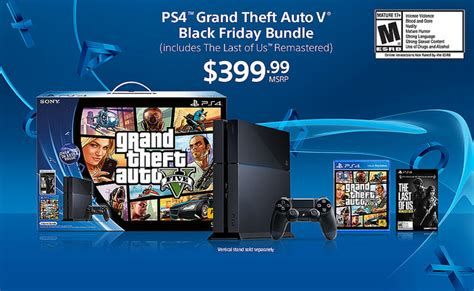 grand theft auto v gamespot ps4 gta 5 and the last of us 400 bundle announced gamespot