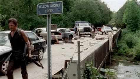Cing La Grange Du Pin by The Walking Dead Filming Locations You Can Visit Season 3
