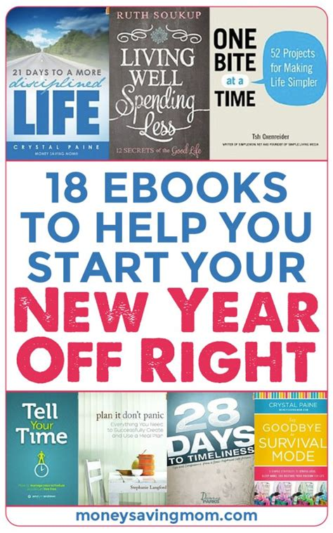 start your new year right 18 ebooks to help you start your new year right