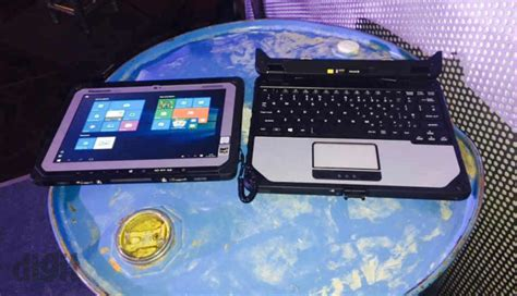 rugged laptops in india panasonic s rugged toughbook cf 20 hybrid laptop launched in india digit in