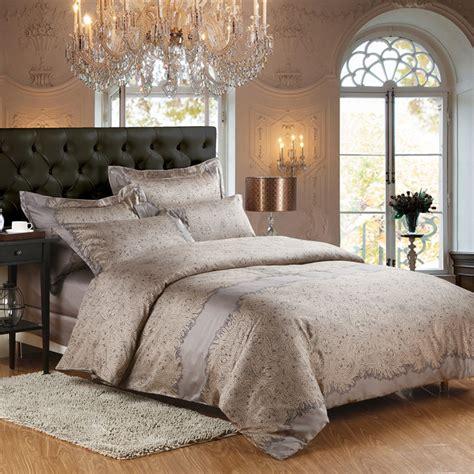 grey coverlet set aliexpress com buy grey color bedding set 4pcs 100