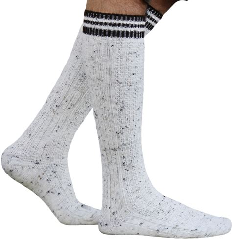 scottish braids of color on socks long traditional socks knee lengh stockings braided look