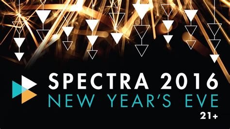 new year events 2016 spectra 2016 new year s the arches kalles