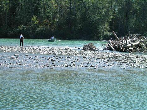 skagit river fishing map experience hope bc 187 fishing