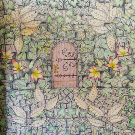 secret garden colouring book dublin 17 best images about la puerta de mi jardin secreto on