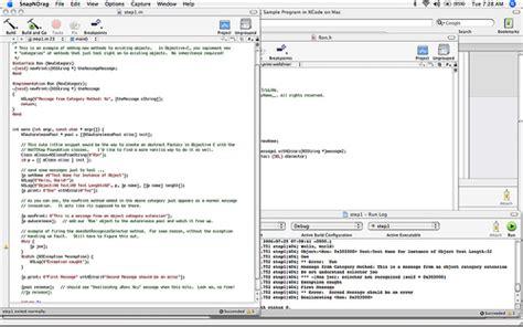 pattern programs in objective c objective c sle program in xcode on mac when learning