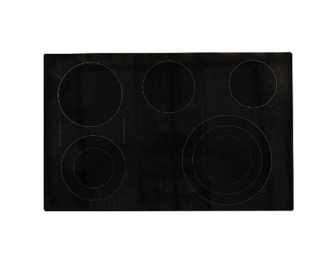 ge glass cooktop replacement ge ps950sf1ss glass cooktop replacement black