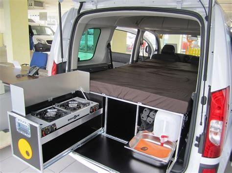 Lloyds Blog KIT For Converting Van To Camper