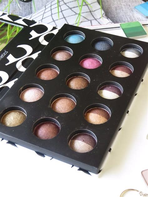 Review Eyeshadow Inez 05 bh cosmetics baked and beautiful eyeshadow palette review