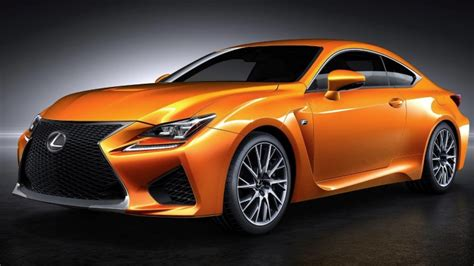 orange car color names feeling creative name the lexus rc f new orange color