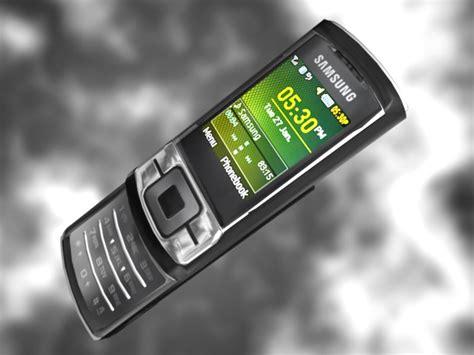 Samsung C3050 Ori samsung c3050 3d model