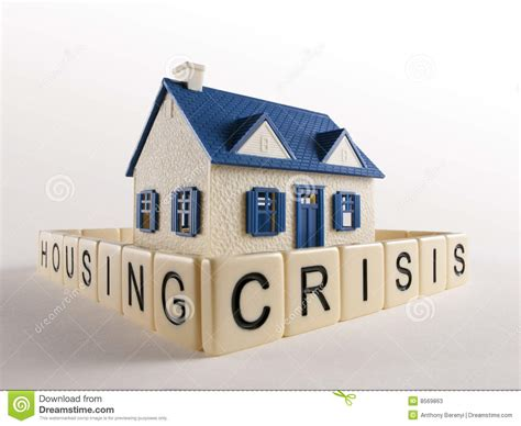 Housing Collapse housing crisis fence angle stock photos image