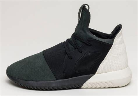 adidas tubular defiant the adidas tubular defiant goes two toned sneakernews com