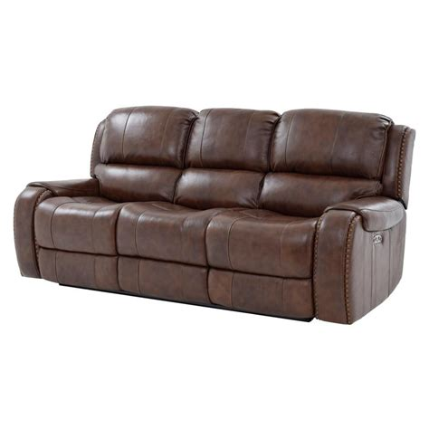 power motion sofa durham power motion leather sofa el dorado furniture