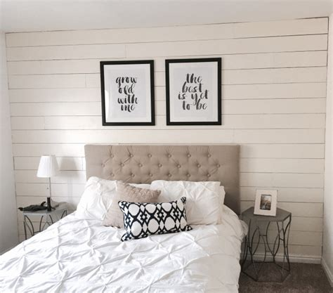 white bedroom walls one afternoon ship accent wall plank wall bedroom