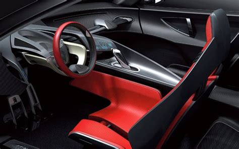 40 inspirational car interior design ideas bored