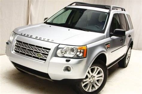land rover financing new bedford sell used we finance 2008 land rover lr2 se awd power