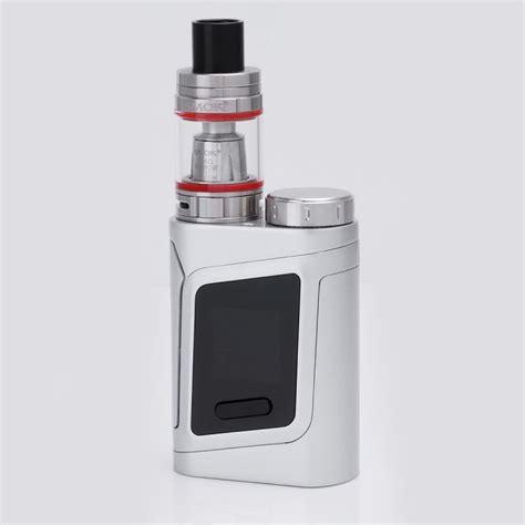 Authentic Smok Al85 85w Tc Mod Only Vape Rokok Elektrik Limited authentic smok baby al85 silver 85w tc vw mod tfv8