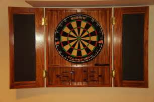 custom dartboard cabinets crafted dart board cabinet by bucks county