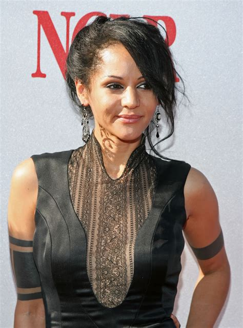 persia white the 2008 alma awards arrivals photo 2