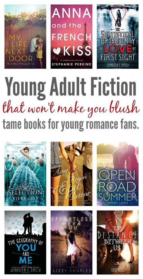 picture books for adults 10 ya novels that won t make you blush novels