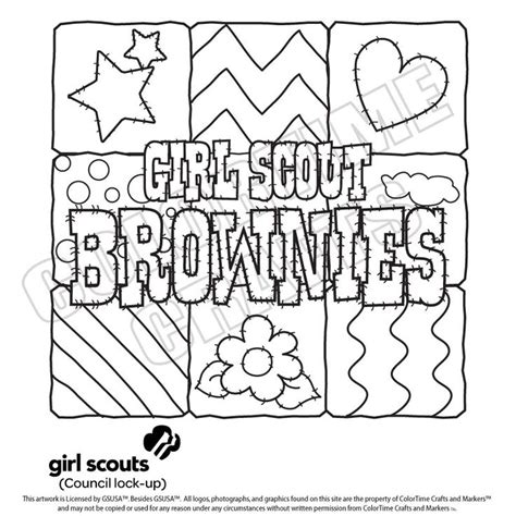 coloring pages girl scout daisies girl scout coloring pages for brownies girl scouts