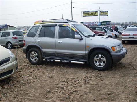 2002 kia sportage 2002 kia sportage photos 2 0 diesel automatic for sale