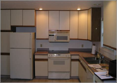 Particle Board Kitchen Cabinets by Painting Particle Board Cabinets Home Design Ideas