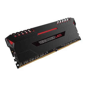 Memory Ddr4 Corsair Vengeance Led Cmu32gx4m2c3200c16b 2x16gb corsair vengeance led 32gb ddr4 3200mhz memory kit 2x